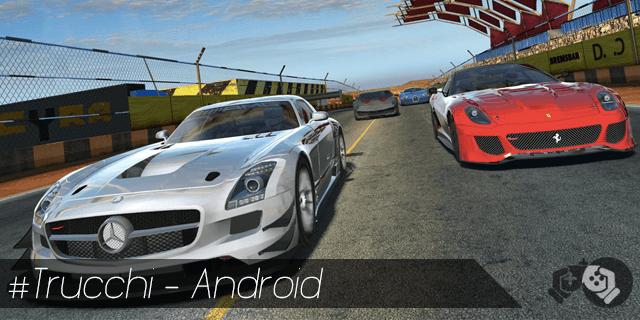 Trucchi GT Racing 2 Android monete e oro illimitato