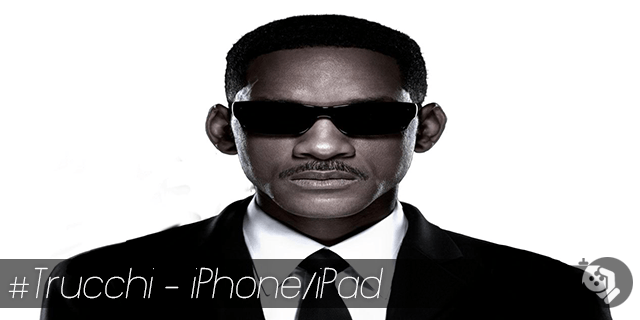 Men in Black 3 trucchi per iPhone e iPad impulsi illimitati