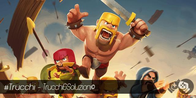 Trucchi Clash of Clans iPhone e iPad modalità Sandbox e risorse illimitate
