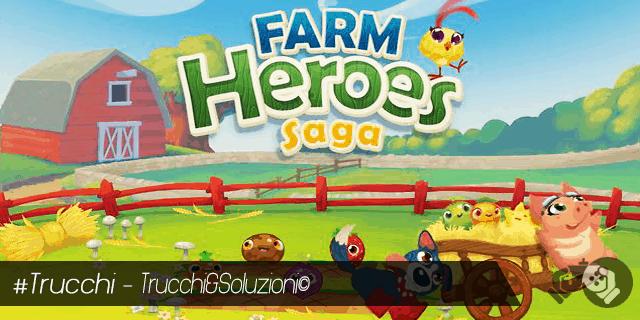 Trucchi Farm Heroes Saga- Sbloccare episodio senza amici