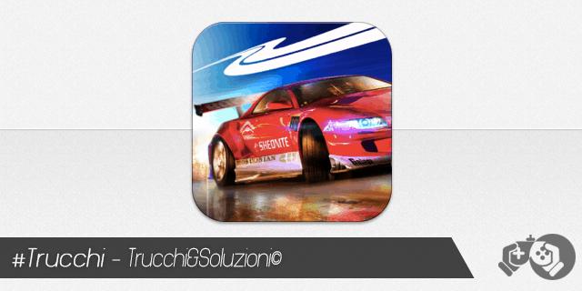 Trucchi Ridge Racer Slipstream iPhone e iPad