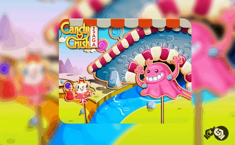 Come superare Candy Crush Saga livello 574