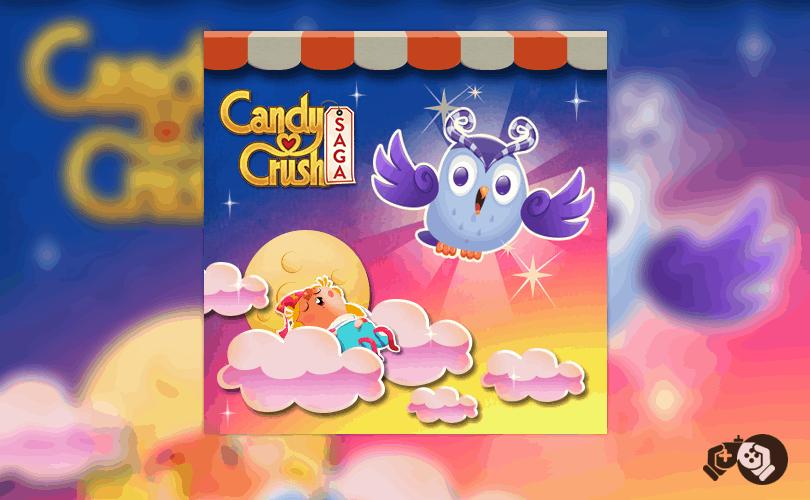 Come superare Candy Crush Saga Sognolandia livello 204