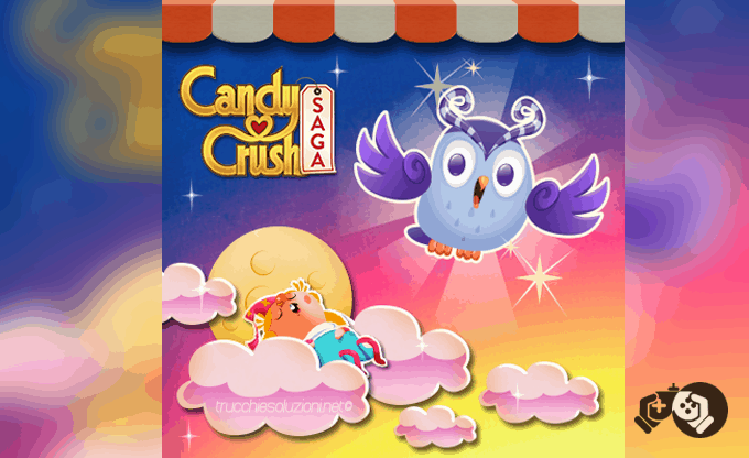 Come superare Candy Crush Saga Sognolandia livello 198
