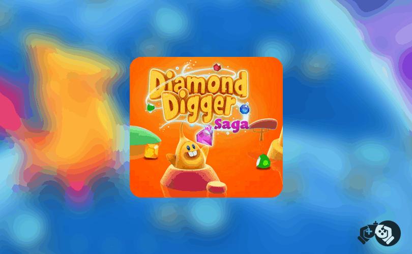 Diamond Digger Saga Livello 51-60