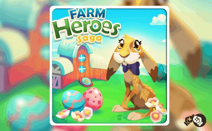 Come superare Farm Heroes Saga livello 446