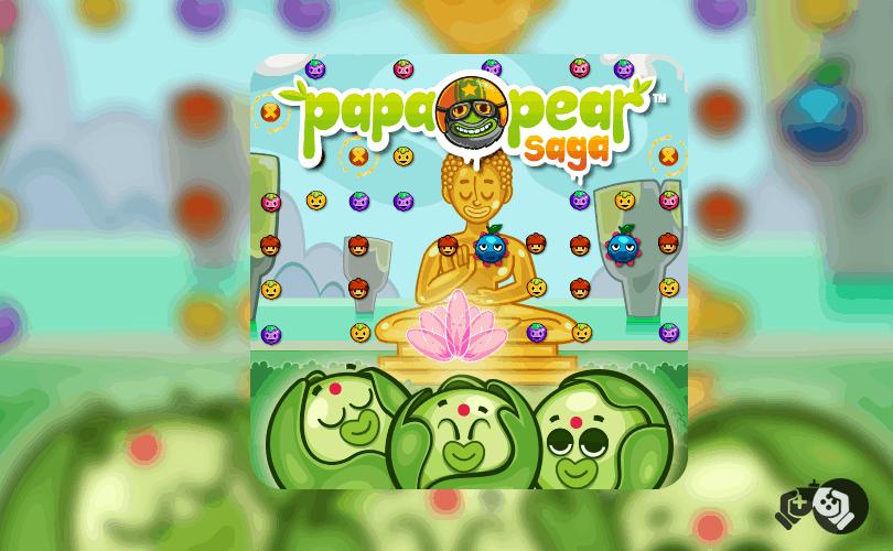 Come superare Papa Pear Saga livello 371 soluzione