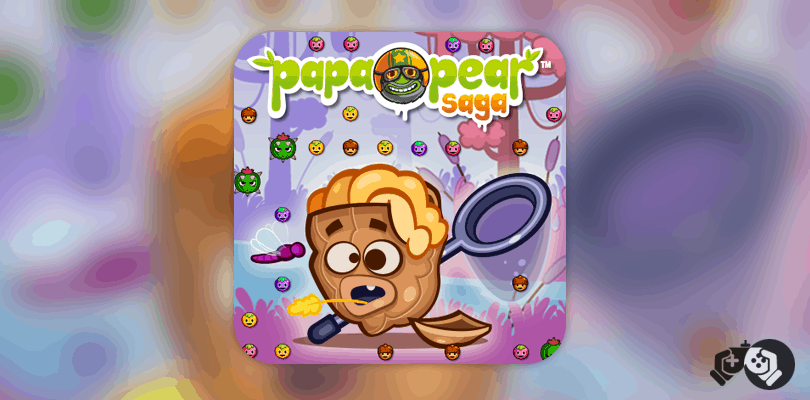 Papa Pear Saga Livello 387