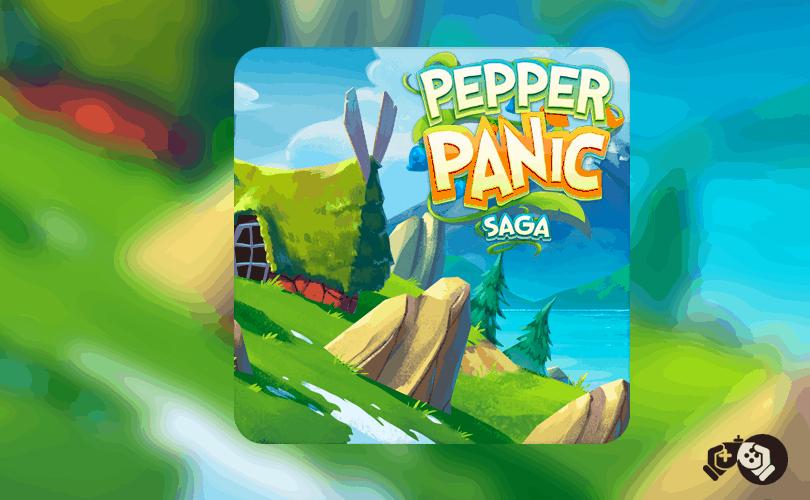 Pepper Panic Saga livello 221