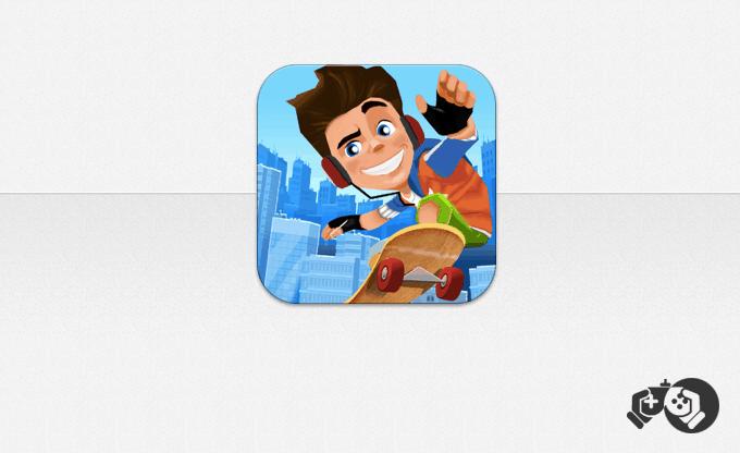 Trucchi Skyline Skaters iPhone e iPad