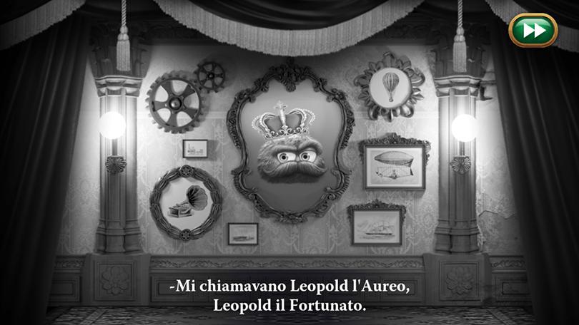 Leo's Fortune Leopold