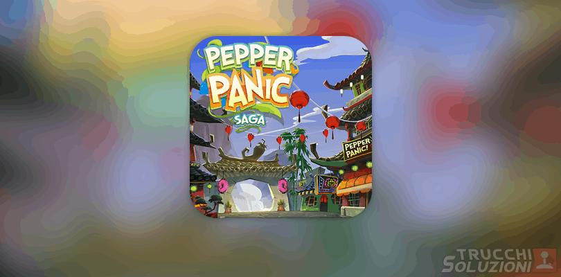 Soluzione Pepper Panic Saga Lantern Plaza