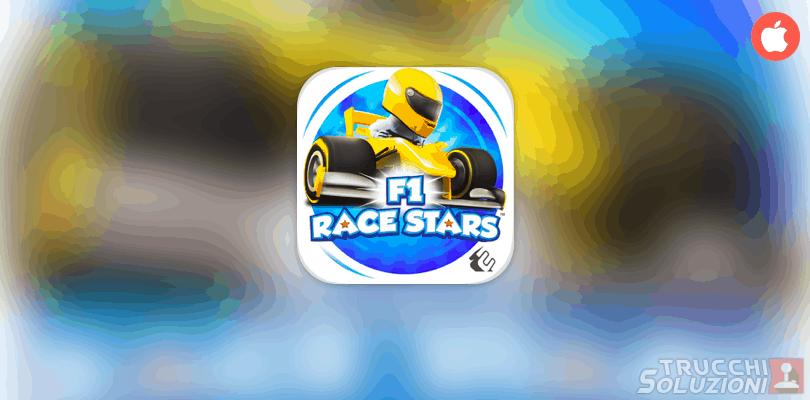 Trucchi F1 Race Stars iPhone e iPad