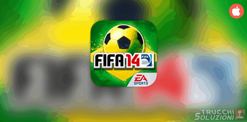 Trucchi FIFA 14 iPhone e iPad