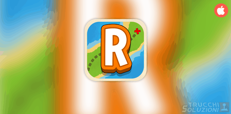 Trucchi Ruzzle Adventure iPhone e iPad