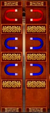 100 Doors 3 Livello 57 Calamite
