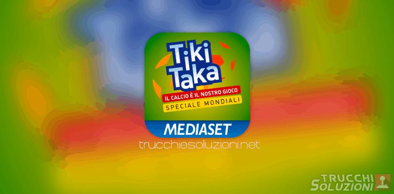 Soluzioni Tiki Taka nuovi livelli