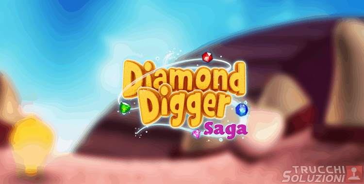 level 98 Diamond Digger Saga