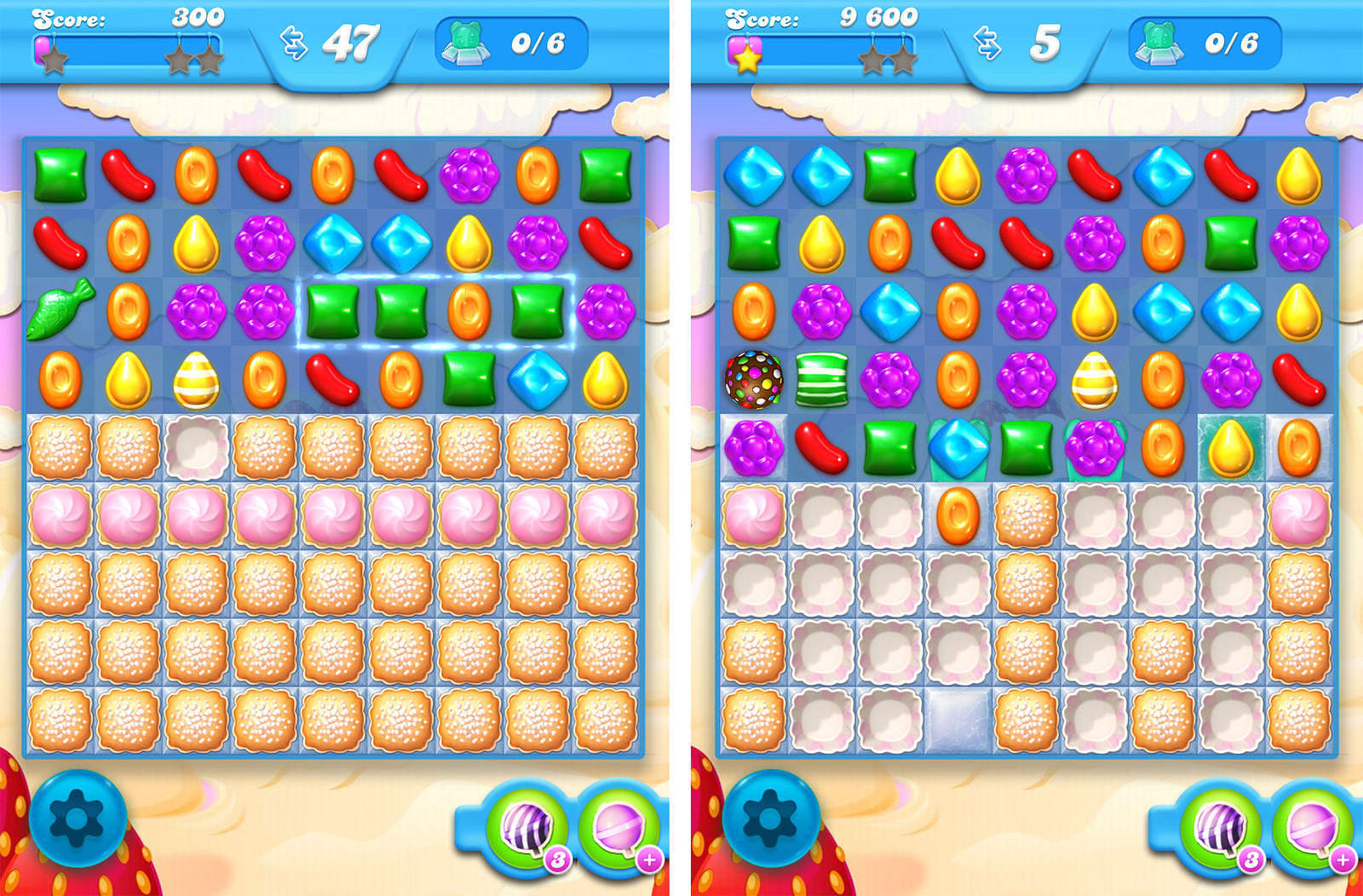 Candy Crush Soda Livello 40