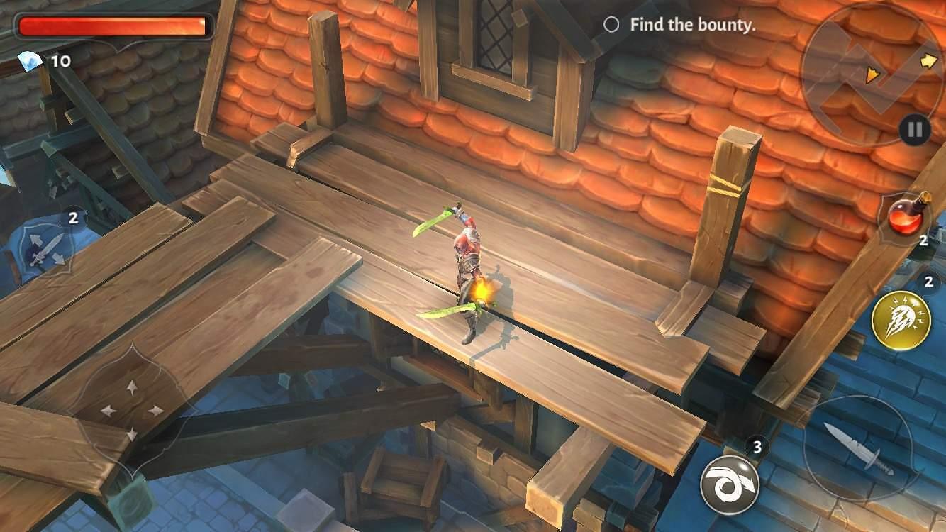 Dungeon Hunter 5 Recensione 1