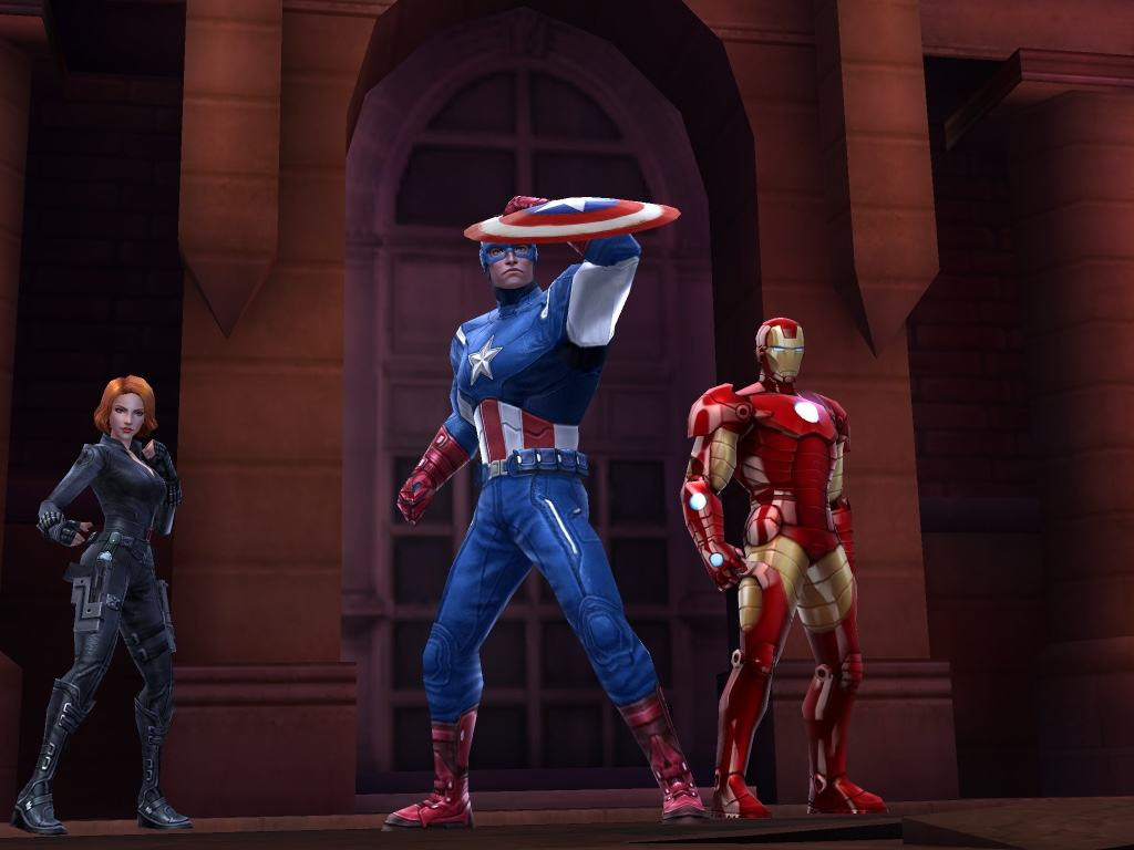 MARVEL Future Fight Combattimento