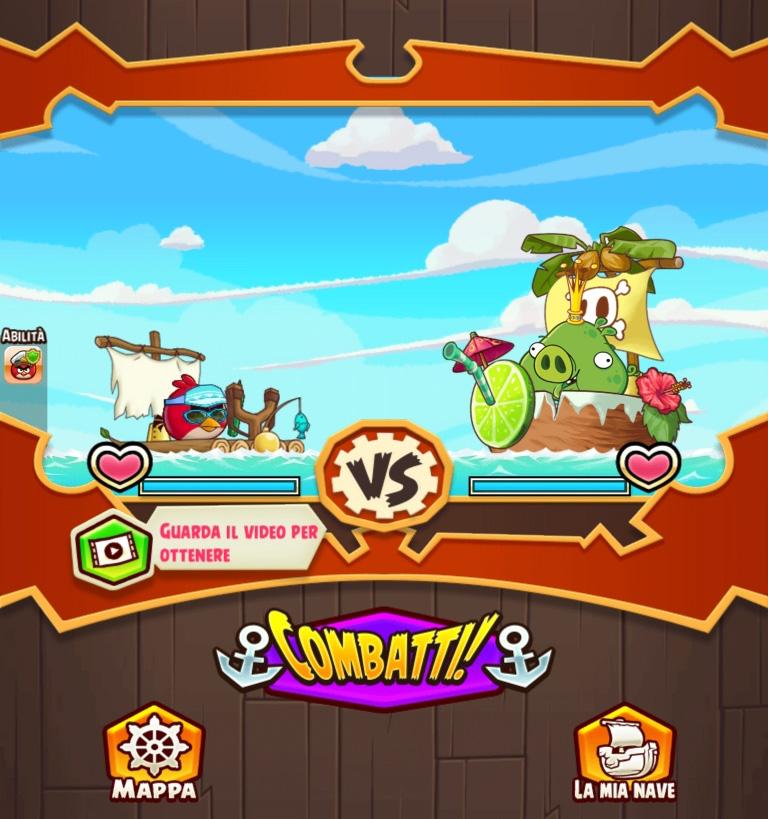 Angry Birds Fight Trucchi, Guida e Consigli 4