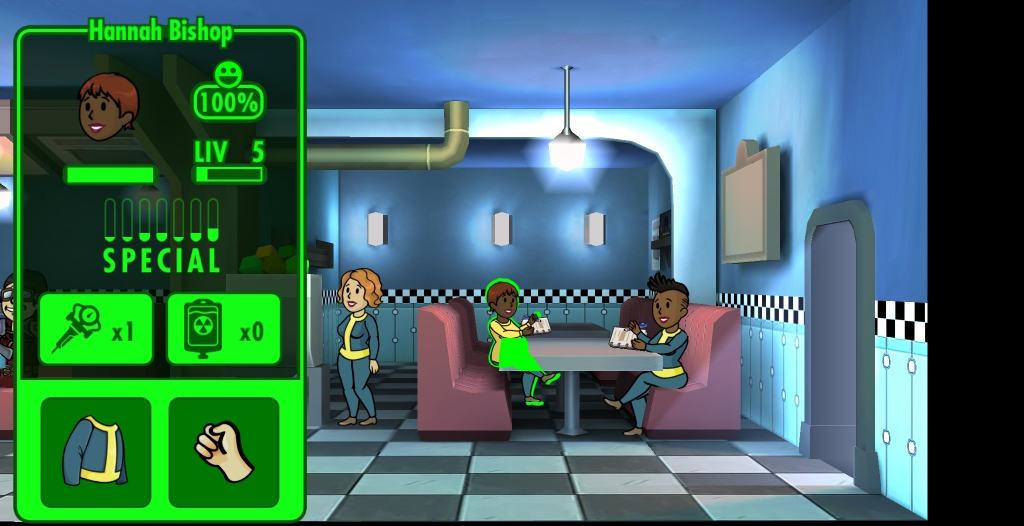 Come attirare abitanti in Fallout Shelter 1