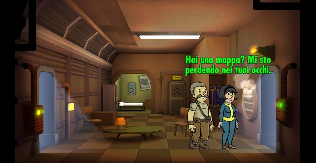 Come attirare abitanti in Fallout Shelter 2
