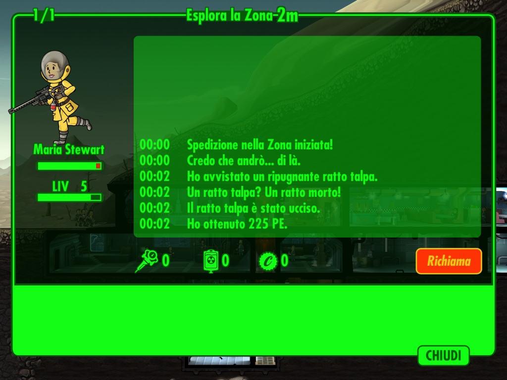 Come attirare abitanti in Fallout Shelter 4 Zona Contaminata