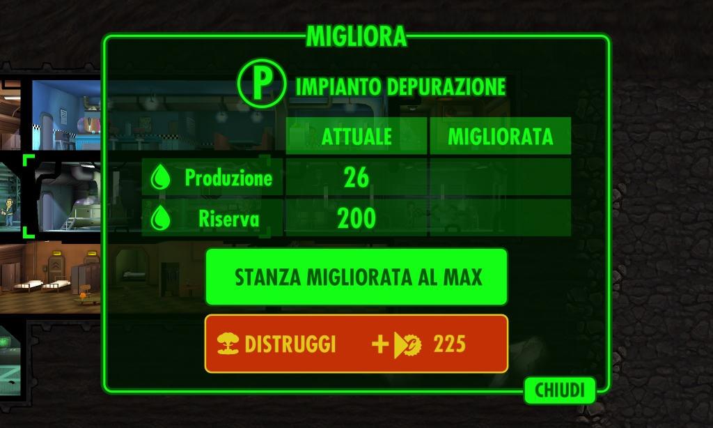 Guida Fallout Shelter Come guadagnare Tappi 6