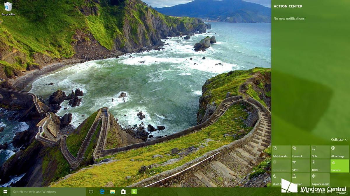 Aumentare durata della batteria su Windows 10 Connessioni