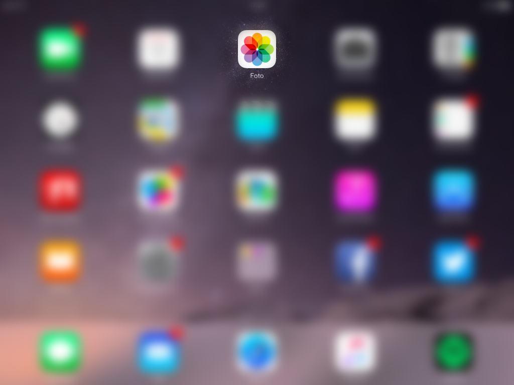 Liberare spazio su iPhone Immagini