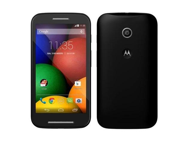 Smartphone Android a meno di 100 euro Motorola Moto E