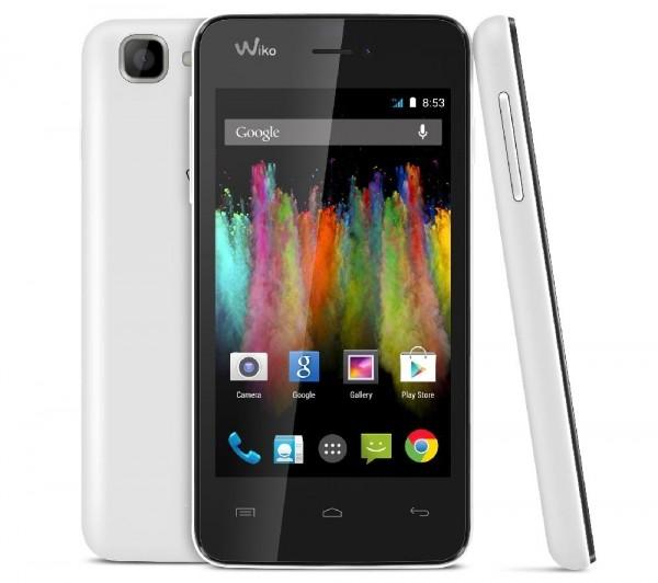 Smartphone Android a meno di 100 euro Wiko