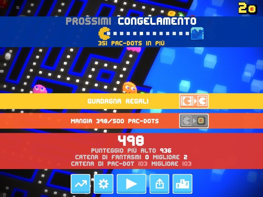 Trucchi per Pac-Man 256 4