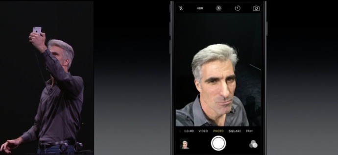 iPhone 6S e 6S Plus Selfie