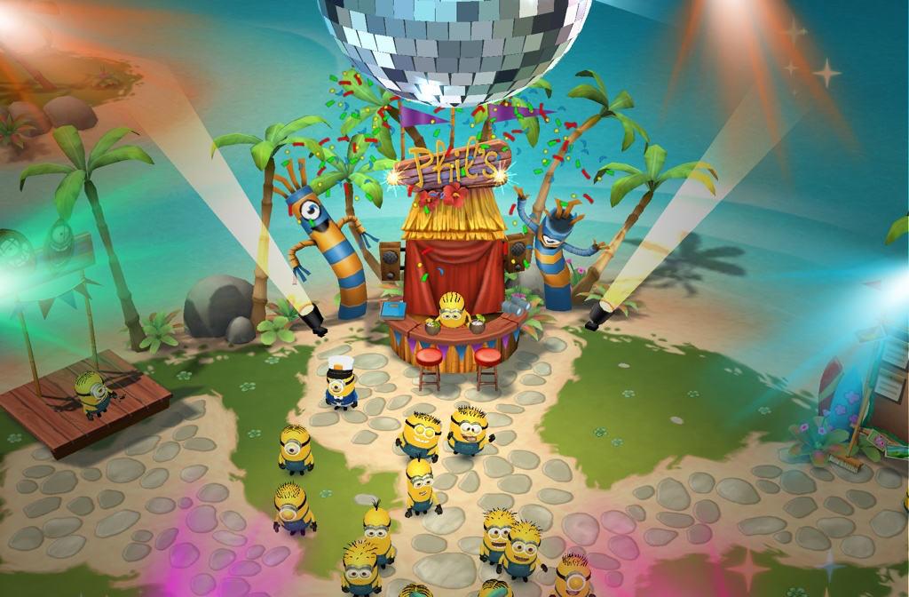 Minions Paradise 1