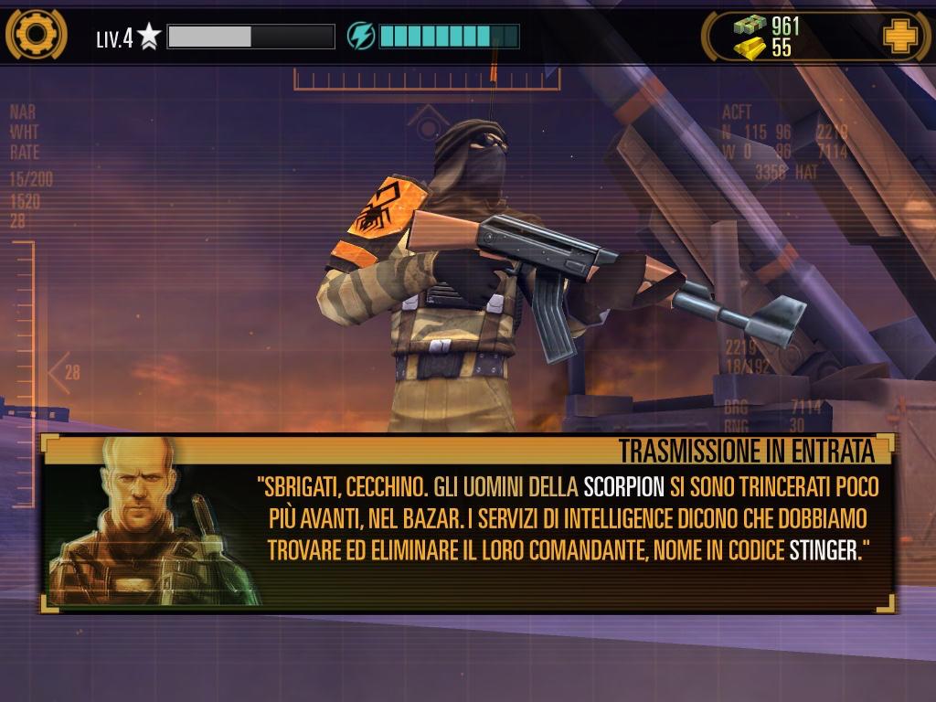 Recensione Sniper X 1