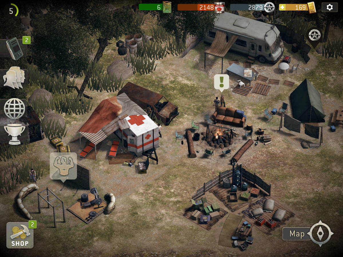 Recensione The Walking Dead No Man's Land 1