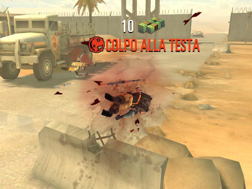 Trucchi Sniper X Colpo alla testa