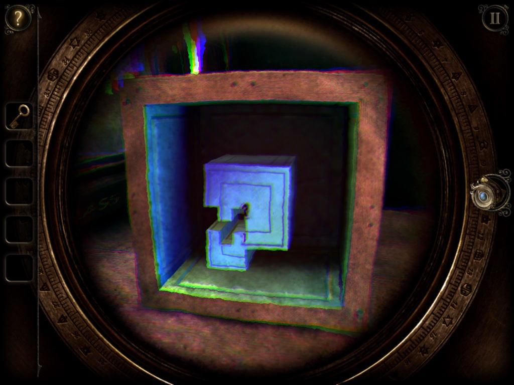 The Room Three Soluzione Scatola