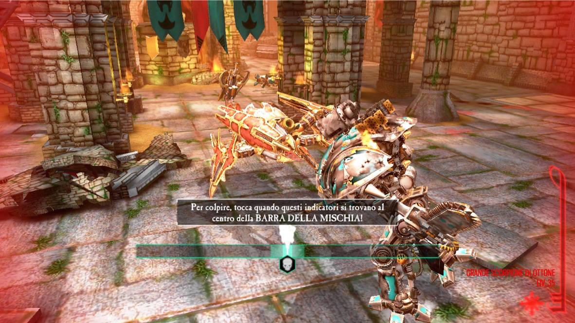 Trucchi Warhammer 40000 Freeblade Gameplay