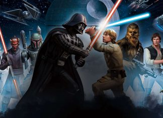 Recensione star wars galaxy of heroes 1