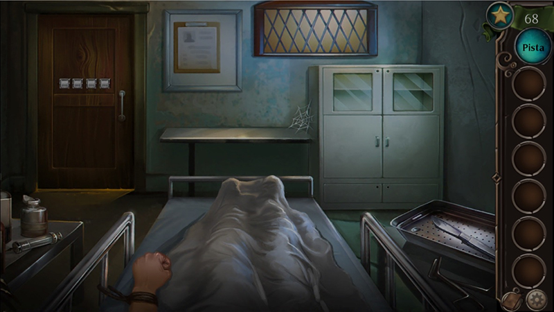 Soluzioni Adventure Escape Asylum Capitolo 1