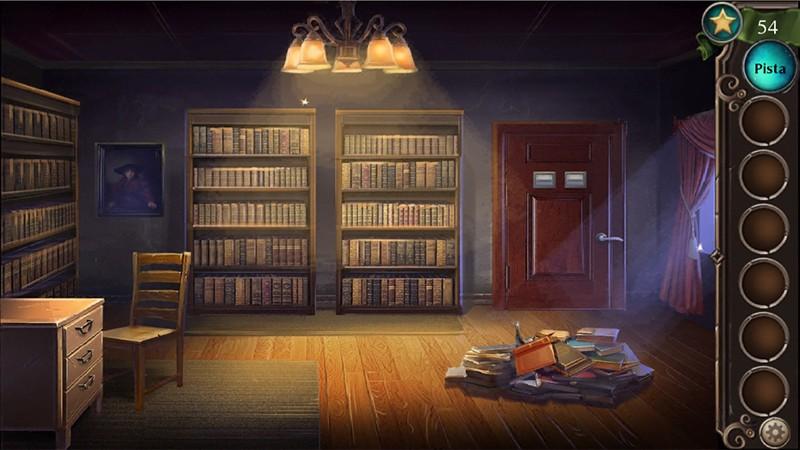 Soluzioni Adventure Escape Time Library Capitolo 1