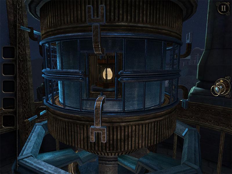 The Room Three Soluzione Capitolo 2 Lampada