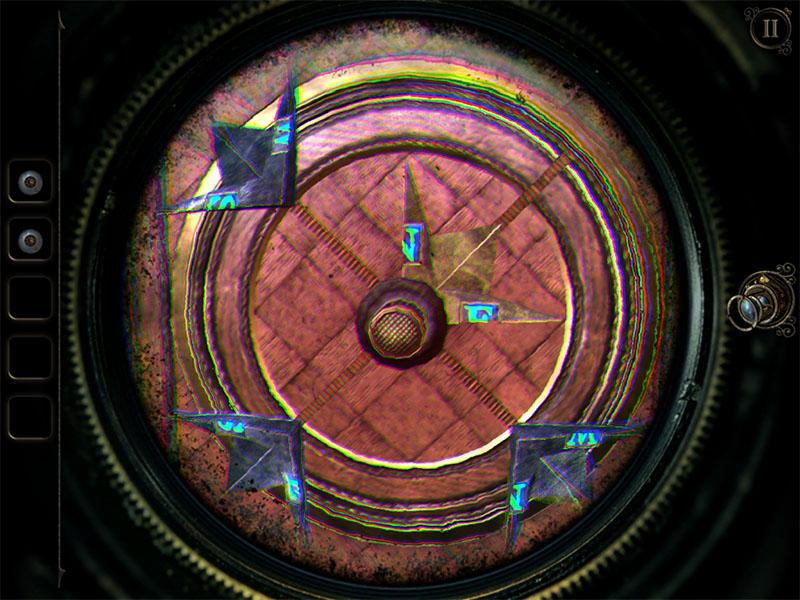 The Room Three Soluzione Capitolo 2 Rosa dei Venti