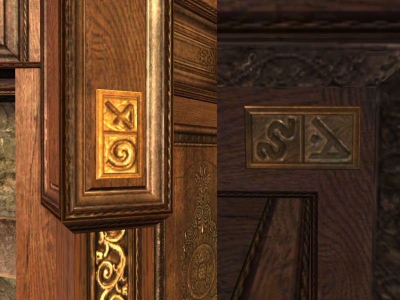 The Room Three Soluzione Capitolo 2 Simboli