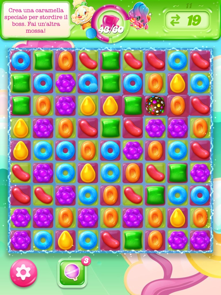 Trucchi Candy Crush Jelly Regina