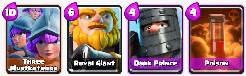 Clash Royale Nuove Carte